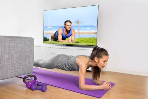 online home workout programs